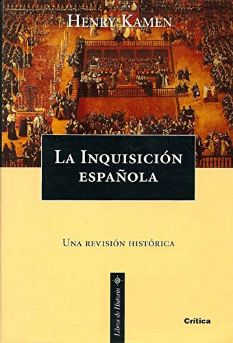 9788474239539: La Inquisicion Espanola (Spanish Edition)