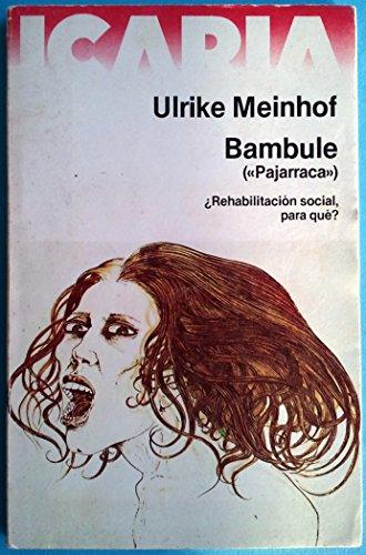 9788474260311: Bambule