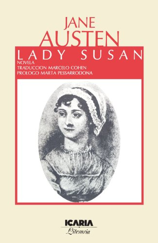 9788474261004: Lady Susan (Spanish Edition)