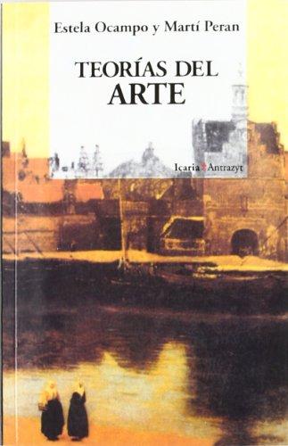 9788474261738: Teorías Del Arte (Antrazyt)