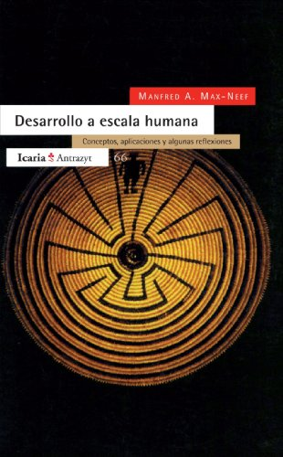 9788474262179: Desarrollo A Escala Humana (Spanish Edition)