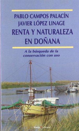 Renta y naturaleza en Doñana: Javier López Linage/