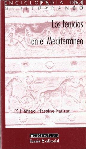 9788474264296: Los fenicios en el Mediterráneo