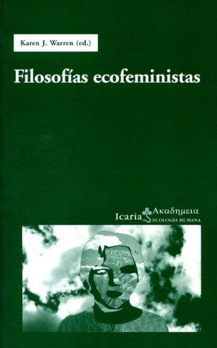 9788474266832: Filosofias ecofeministas