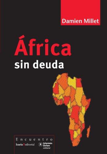 9788474269994: Africa Sin Deuda (Encuentro)
