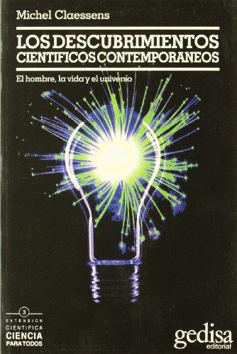 9788474323535: Los descubrimientos científicos contemporáneos