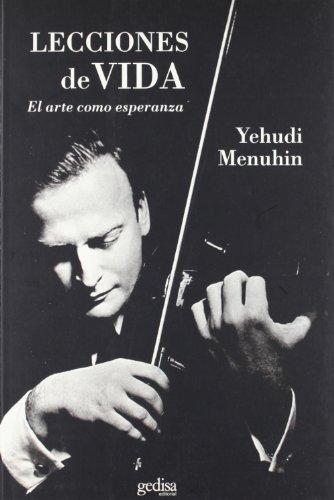 9788474323665: Lecciones de Vida - El Arte Como Posibilidad (Spanish Edition)