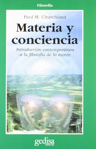 9788474324488: Materia y Conciencia (Spanish Edition)