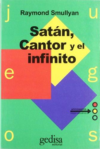 9788474325645: Satán, Cantor y el infinito