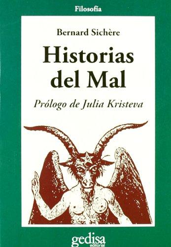 9788474325911: Historias del Mal (Spanish Edition)