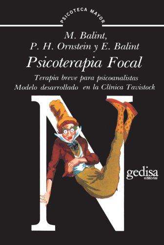 9788474325959: Psicoterapia Focal (Psicoteca Mayor)