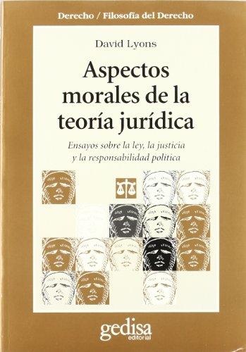 Aspectos Morales de La Teoria Juridica: David Lyon