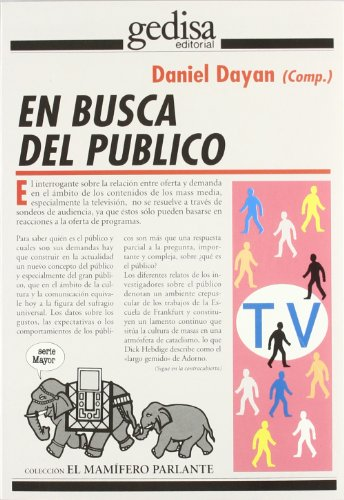 EN BUSCA DEL PÚBLICO: David Morley, James
