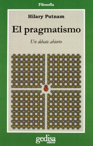 El Pragmatismo (Paperback): Hilary Putnam