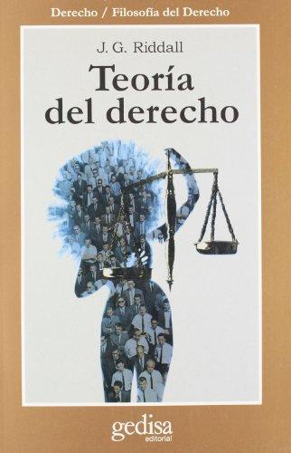 9788474326895: Teoría del derecho