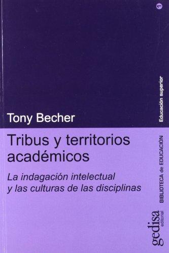 9788474327571: Tribus y territorios académicos