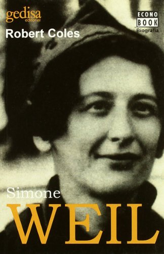 9788474327618: Simone Weil (Econobook (gedisa))