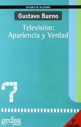 9788474327830: Television - Apariencia y Verdad (Spanish Edition)