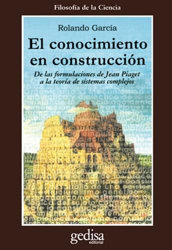 El conocimiento en construcción (Coleccion Cla-de-Ma) (Spanish: No Especificado