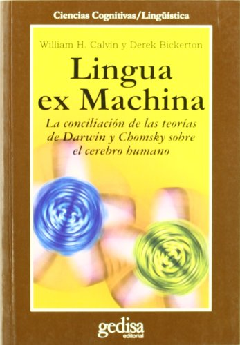 9788474328493: Lingua ex machina (Cla-de-Ma)
