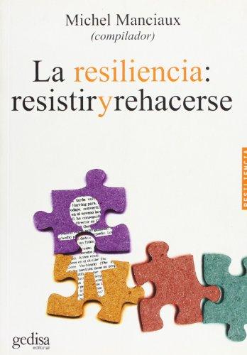 LA RESILIENCIA: RESISTIR Y REHACERSE: Luisa Maria Aguilar,