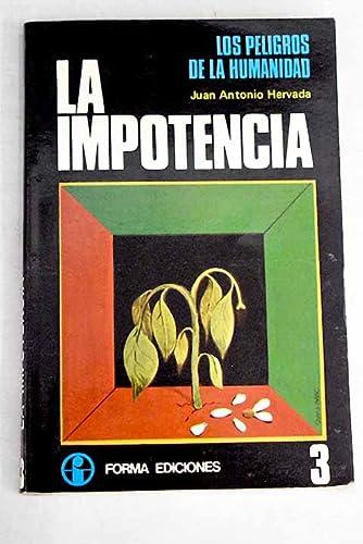 LA IMPOTENCIA: HERVADA, Juan Antonio