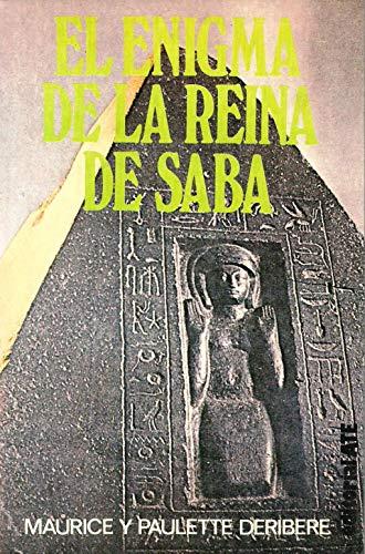 El enigma de la reina de Saba: Deribere, Maurice y