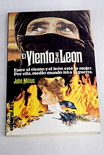 9788474420975: EL VIENTO Y EL LEÓN.