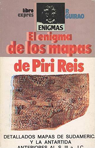 9788474421781: El enigma de los mapas de piri reis