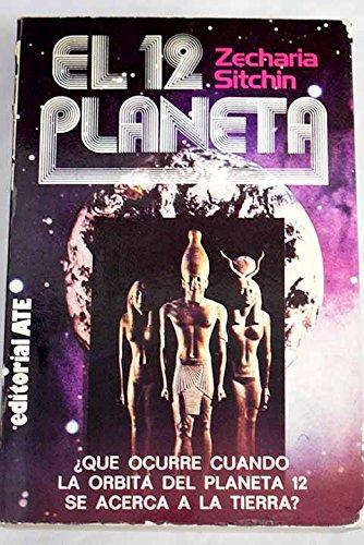 9788474422269: El duodecimo planeta
