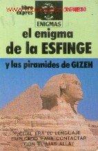 9788474422542: Enigma De La Esfinge Y Las Piramides De Gizen, El