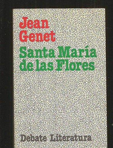 9788474440508: Santa Maria De Las Flores