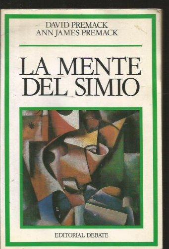 Stock image for La mente del simio for sale by LibroUsado     Tik Books SO