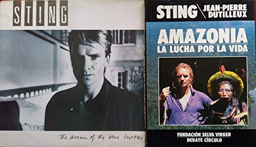 Amazonia: La lucha por la vida (Spanish Edition) (8474443385) by Sting