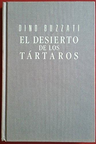 9788474444957: DESIERTO DE LOS TARTAROS TD