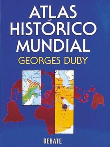 9788474445862: Atlas Historico Mundial (Spanish Edition)