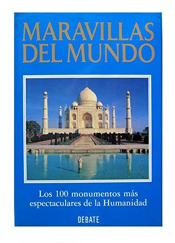 9788474445893: MARAVILLAS DEL MUNDO * LOS 100 MONUMENTO
