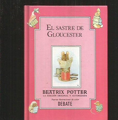 El Sastre De Gloucester (9788474447262) by Beatrix Potter