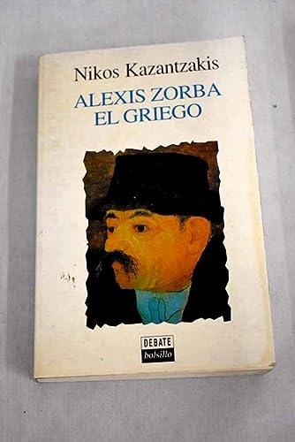 Alexis Zorba El Griego (Spanish Edition) (8474447755) by Kazantzakis, Nikos