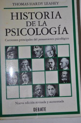 9788474447972: Historia de la psicologia