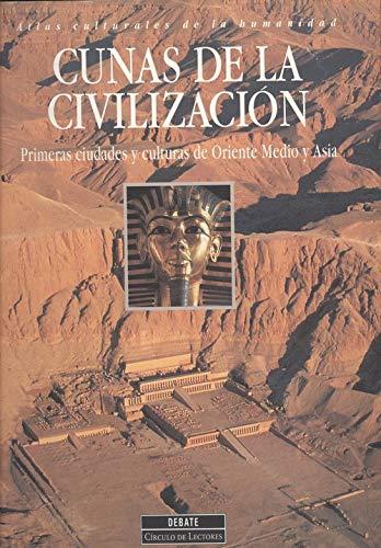 9788474448320: Cunas de La Civilizacion (Spanish Edition)