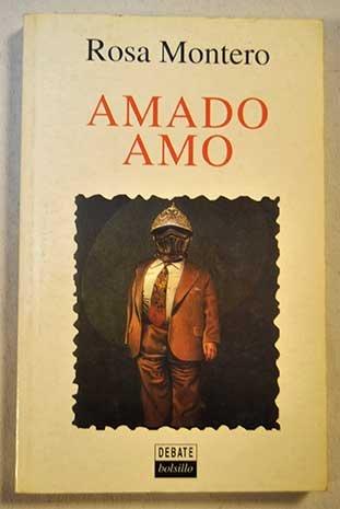 9788474448696: Amado amo (Bolsillo Z)