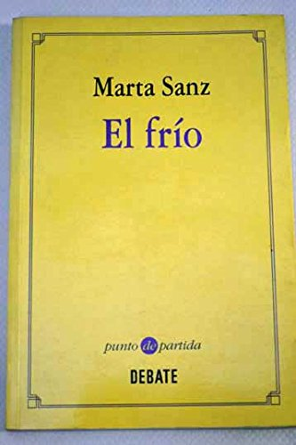 9788474448870: El Frio (Spanish Edition)