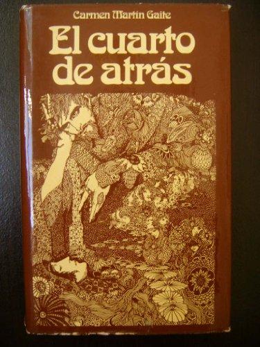 9788474540611: Cuarto De Atras