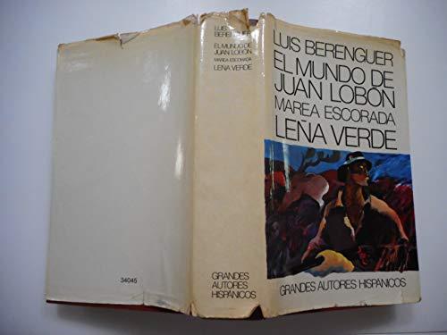 9788474540963: JUAN LOBON Y OTRAS HISTORIAS