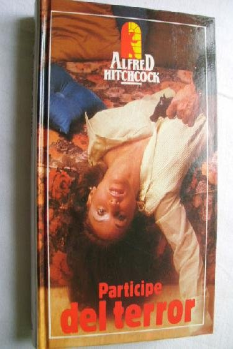 9788474543117: PARTICIPE DE TERROR [Tapa blanda] by HITCHCOCK, Alfred
