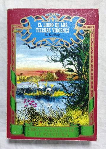 9788474618723: El libro de las tierras vírgenes