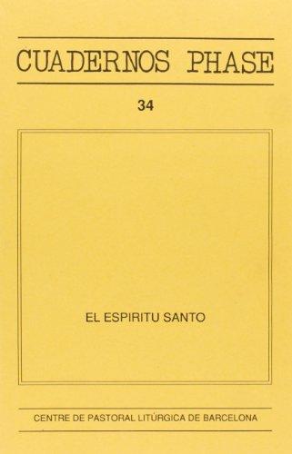 El Espíritu Santo: I. Oñatibia; A.M.