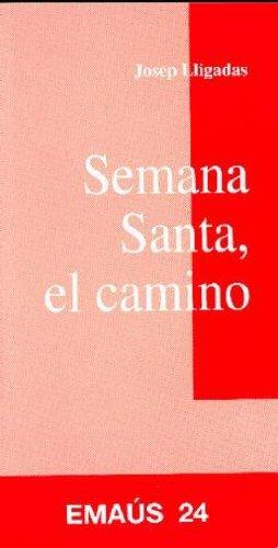 Semana Santa, el camino: Josep Lligadas Vendrell