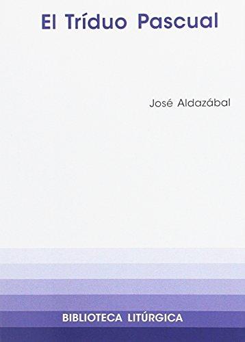 9788474674774: Triduo pascual, El